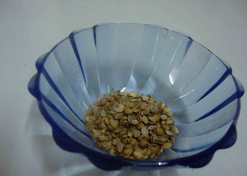 coriander seeds recipe