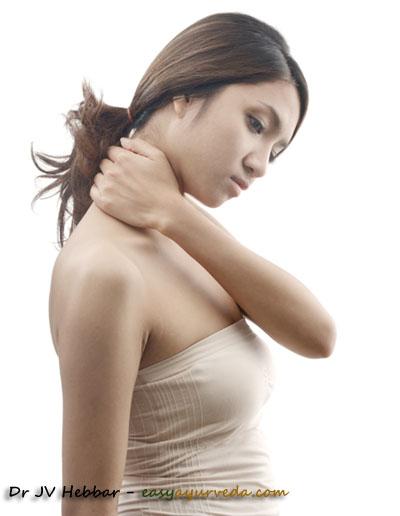 Stiff Neck Causes, Ayurvedic Treatment And Remedies | Easy