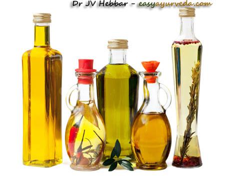 Sesame oil vs coconut oil