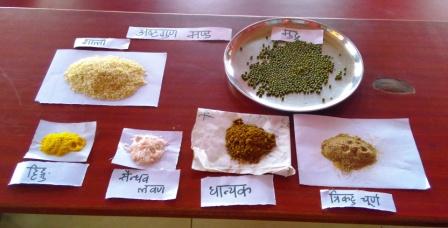 Ashtaguna Manda ingredients